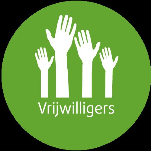 Icon vrijwilligers